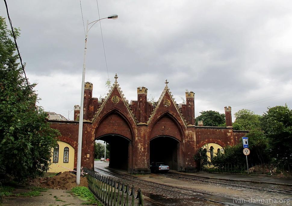 снимки фото исторических мест калининграда более